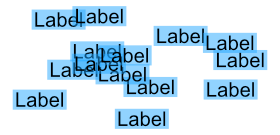 Overlapping Labels